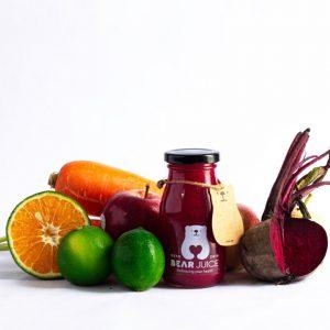 Purple Orange Bearjuice